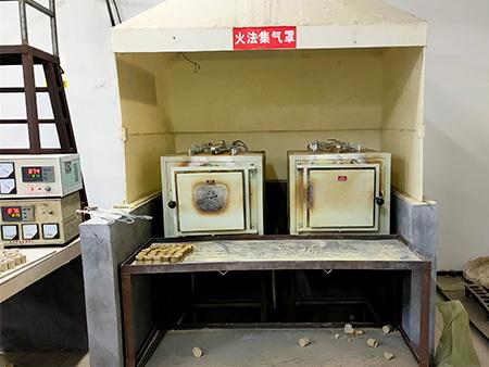 试金炉箱式电阻炉客户见证9