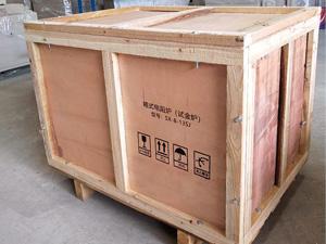 试金炉箱式电阻炉包装图片