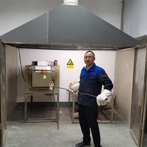 试金炉原子吸收光谱仪中央实验台定制试金设备一套