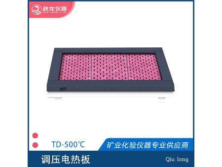 调压电热板TD-500℃