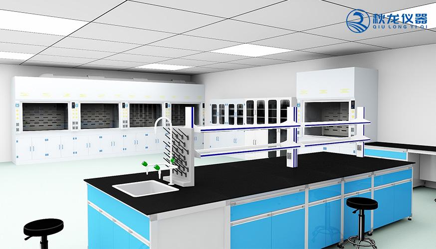 实验室中央实验台2